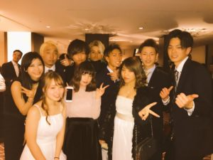 Ogura party pic